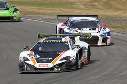 #59 Garage 59 McLaren 650 S GT3: Andrew Watson, Struan Moore, Alex Fontana