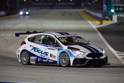 Martin Cao Hongwei, FRD Racing Team, Ford Focus TCR