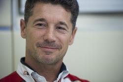 Лючія Чеккінелло, керівник команди Team LCR Honda