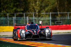 #47 Team WRT, Ligier JS P2 - Judd: Laurens Vanthor, Will Stevens, Dries Vanthoor