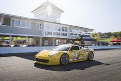 #23 Lake Forest Sportscars Ferrari 458: Dave Musial