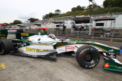 Andre Lotterer(VANTELIN TEAM TOM'S)