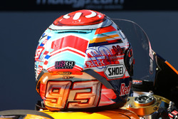 Marc Marquez, Repsol Honda Team, crash helmet