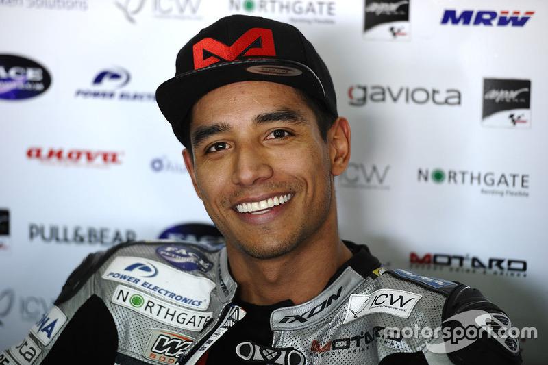 Йонні Ернандес, Aspar MotoGP Team