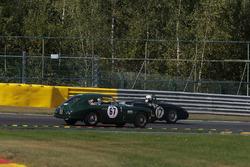 Which way? #67 Aston Martin DB2/4 (1954): Jean-Yves Grandidier, Bernard Wilhelm
