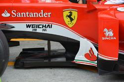 T-Tray, Ferrari