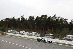 #50 YACO Racing, Audi R8 LMS: Philip Geipel, Rahel Frey.