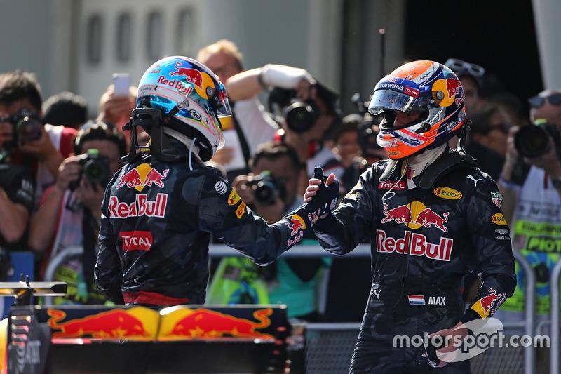 Red Bull Racing: 43 очка