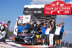 Sébastien Ogier, Julien Ingrassia, Volkswagen Polo R WRC, Volkswagen Motorsport