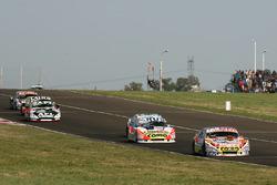 Sergio Alaux, Coiro Dole Racing Chevrolet, Lionel Ugalde, Ugalde Competicion Ford, Juan Jose Ebarlin, Donto Racing Torino
