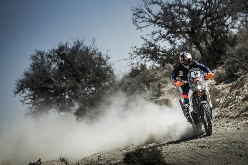 Ivan Ramirez, KTM