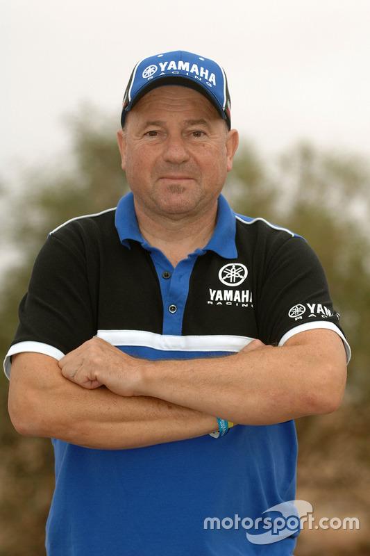 Jordi Arcarons, director del equipo Yamaha