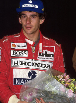 1991 World Champion Ayrton Senna, McLaren Honda