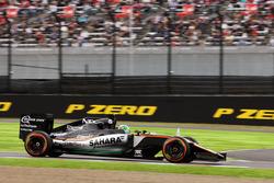 Nico Hülkenberg, Sahara Force India F1 VJM09