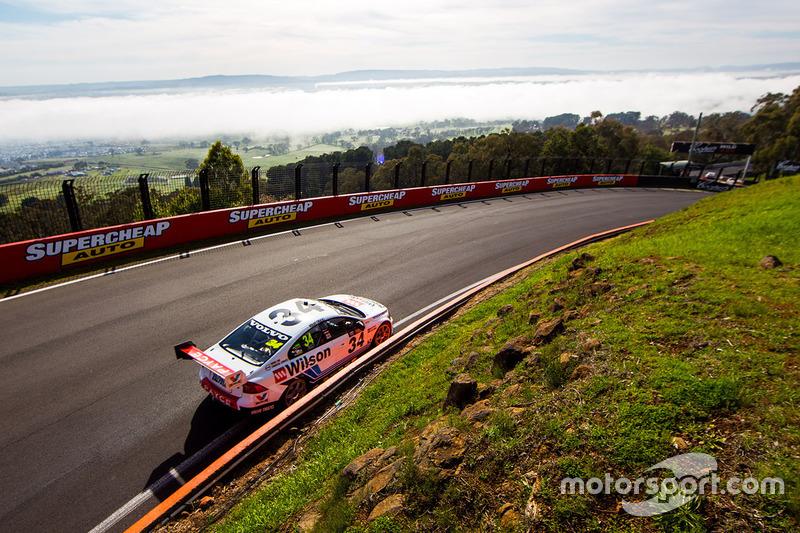 3. James Moffat, James Golding, Garry Rogers Motorsport Volvo