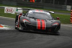 #22 Shaun Balfe/Balfe Motorsport McLaren 650S GT3: Shaun Balfe, Philip Keen