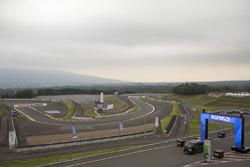 Fuji International Speedway genel görünüm
