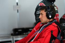 #8 Audi Sport Team Joest Audi R18 e-tron quattro: Loic Duval