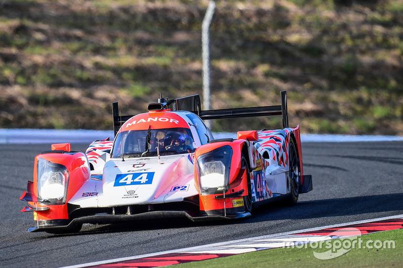6. LMP2: #44 Oreca 05 - Nissan: Matthew Rao, Richard Bradley, Roberto Merhi