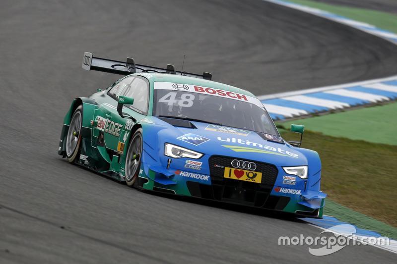 3. Edoardo Mortara, Audi Sport Team Abt Sportsline, Audi RS 5 DTM