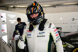 Pole position LMGTE Am : #98 Aston Martin Racing Aston Martin Vantage GTE: Paul Dalla Lana