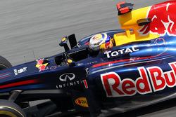 Sebastian Vettel, Redbull Racing