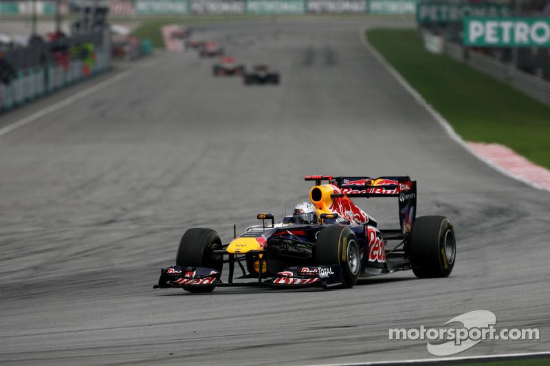 2011. Себастьян Феттель, Red Bull Racing