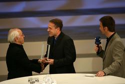 Hans Werner Aufrecht, Team Chef HWA, ITR President and Thomas Voss; Best Event 2010