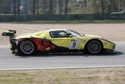 #9 Belgian Racing Ford GT Matech: Vanina Ickx, Mathias Beche
