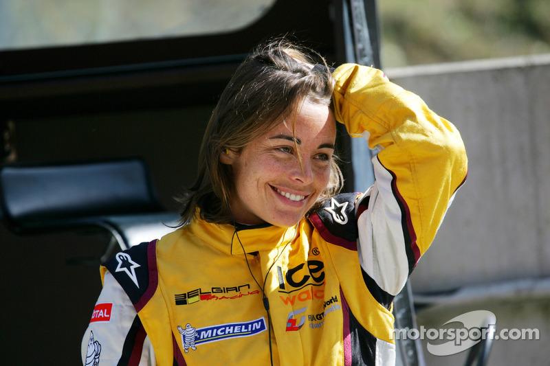 Vanina Ickx (DTM, Sportwagen, Le Mans)