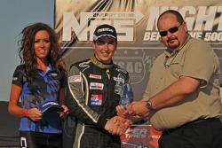 Race winner Patrick McKenna