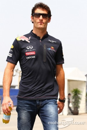 Webber wants to stay with Red Bull Racing