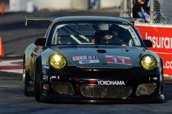 #11 JDX Racing Porsche 911 GT3 Cup: Nick Ham, Scott Blackett