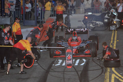 IndyCar pitstop contest