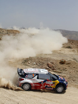 Себастьен Лёб и Даниэль Элена, Citroën DS3 WRC, Citroën Total World Rally Team
