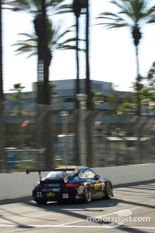 Alex Job Racing Porsche 911 GT3 Cup : Bill Sweedler, Leh Keen