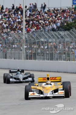 Ryan Hunter-Reay, Mike Conway, Andretti Autosport