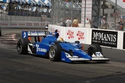 Oriol Servia, Newman/Haas Racing