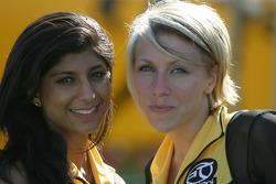 Lovely Team Australia girls