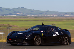Ferrari 599XX: Scott Tucker