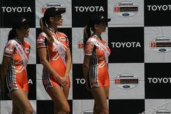 Champ Car Girls