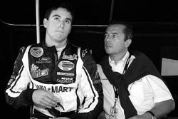Andrew Ranger and Éric Bachelart