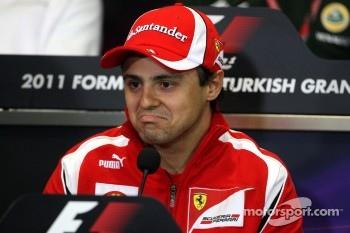 Massa has contract for 2012 says Luca di Montezemolo
