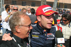 Robert Doornbos en Keith Wiggins