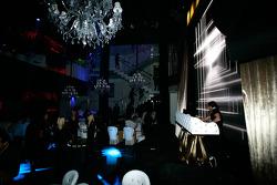 GP2 launch party, Billionaire Istanbul: Dance floor