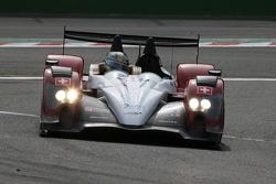 #40 Race Performance Oreca 03-Judd: Michel Frey, Ralph Meichtry, Marc Rostan