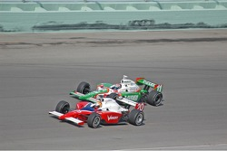 Ed Carpenter and Tony Kanaan