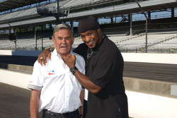 Al Unser Sr. and Lamon Brewster
