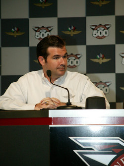 Indianapolis Motor Speedway President and COO Joie Chitwood