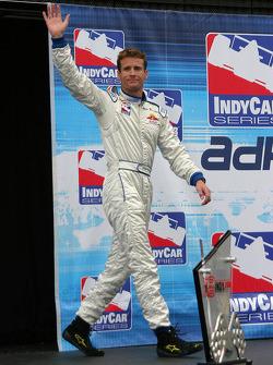 Drivers presentation: Alex Barron